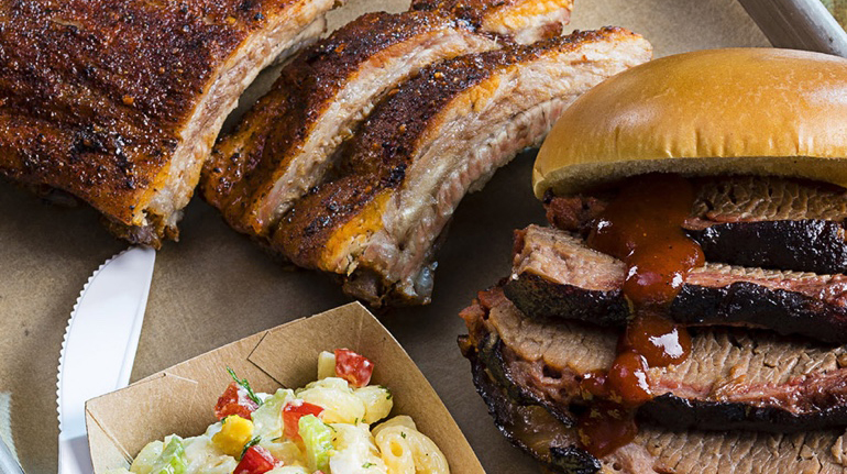 Ribs and Barbeque
